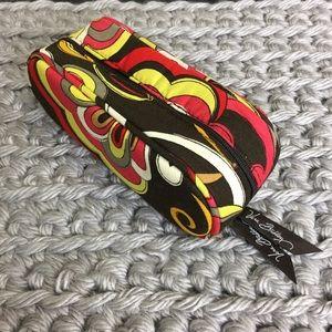 Vera Bradley Zip Sunglass Case Puccini NWT